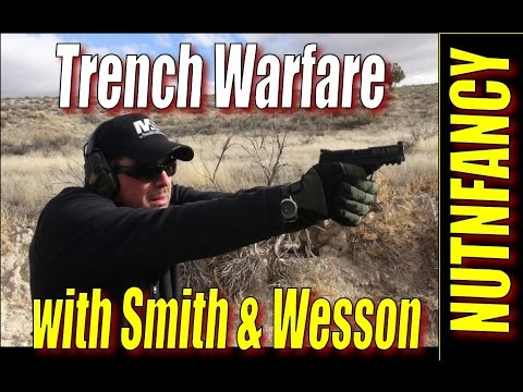 "auto - Trench Warfare is the funnest drill we do in TNP. Especially with revolvers. Matt Skutnik, long time TNPr and now ""big dog"" with Smith and Wesson comes out and represents some great new..."