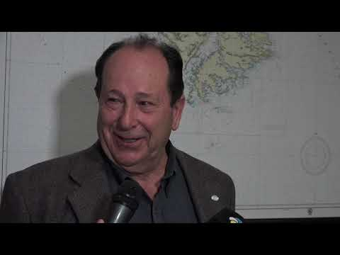 Owen Crippa: Piloto héroe de Malvinas visita al vicegobernador Pedro Pesatti