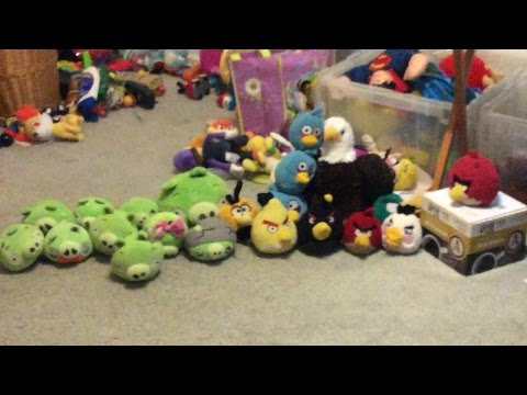Angry Birds Plush Episode 3: Mighty Eagle The BabySitter