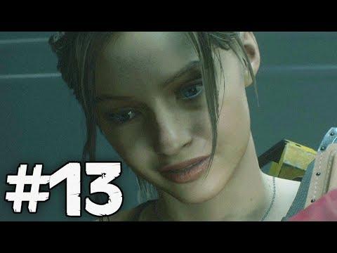 RESIDENT EVIL 2 REMAKE #13   Bị Cắn Bị Liếm Nát Người Để Cứu Em ! - Thời lượng: 49 phút.