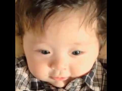 Ngắm nhìn bé Cadie Cutie con của Elly Trần, dễ thương :x