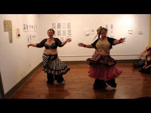 SOS: Kerra & Brianna Duet at 2014 Marginal Arts Festival - Calliope's Catastrophe