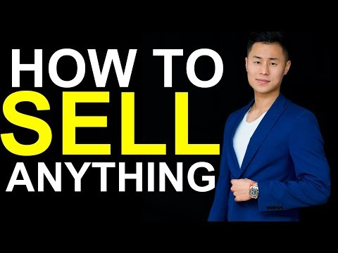 How to Sell Anything to Anybody: 3 Steps to Successful Selling