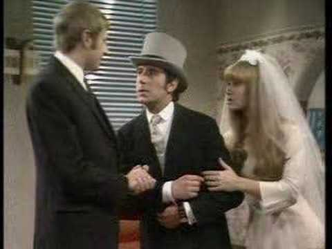 skit - A skit from Monty Python's Flying Circus, where a couple try to buy mattress.