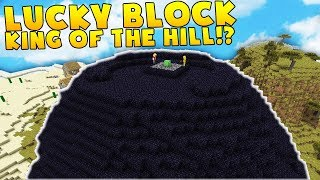 Minecraft KING OF THE HILL ASTRAL LUCKY BLOCK BATTLE MODDED MINIGAME!   Minecraft Mod Challenge
