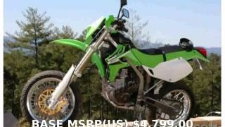 10. 2007 Kawasaki KLX 250S - Specification & Specs