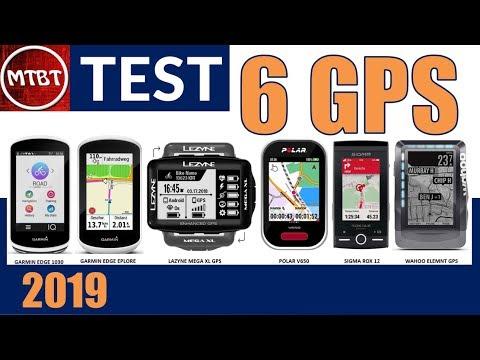 Test 6 GPS per ciclismo e mountain bike a confronto   MTBT