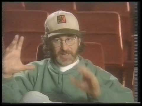 Steven Spielberg on Jurassic Park