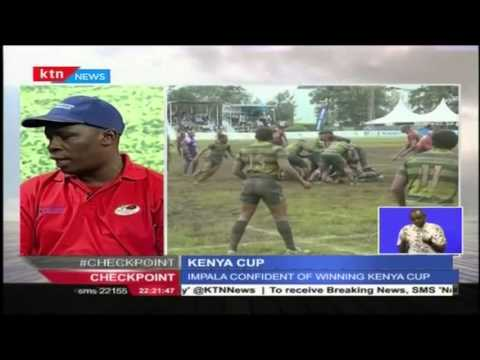 Impala Saracens coaching Director Fred remains confident of a win against Kabras Sugar