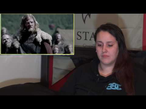 Vikings S2e1 || A Brothers War || Reaction