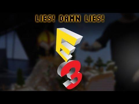 Lies & Hype: The E3 2015 Story (видео)