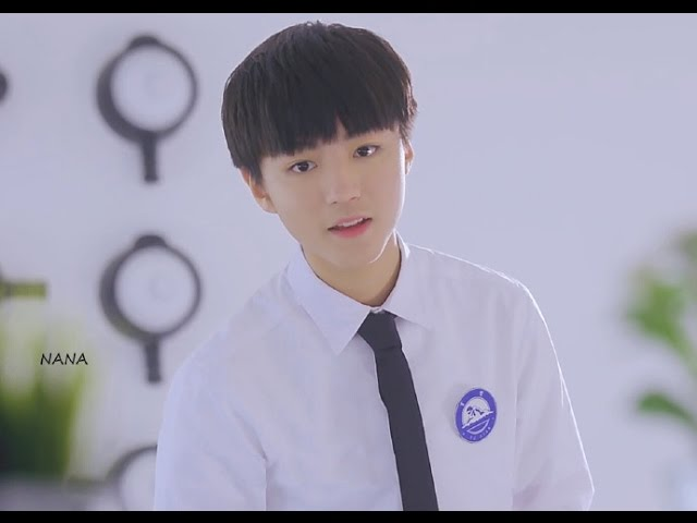 Tfboys-王俊凯-超少年密码花絮一则-karry-wang-junkai