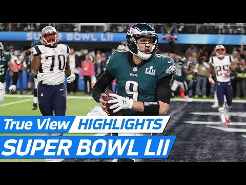 Video: Super Bowl LII's Top 360 & POV Highlights | NFL freeD