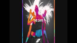 [INSTRUMENTAL] Avicii - The Days Ft. Robbie Williams