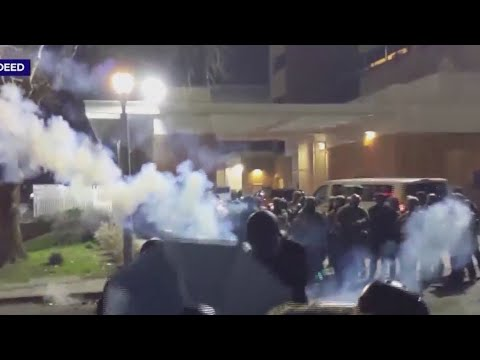 Portland protests 'risk backfiring' from destruction