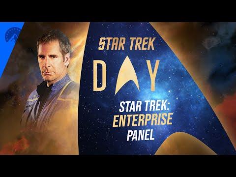 Star Trek Day 2020   Enterprise Panel