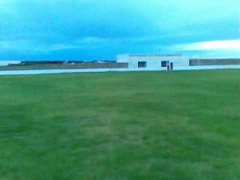 Estadio Municipal de Triunfo Potiguar - RN