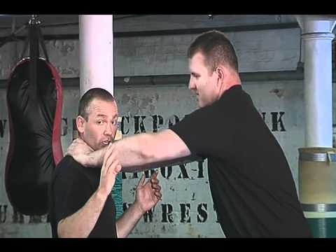 Defence against a much Taller Attacker by Sifu Steven Burton