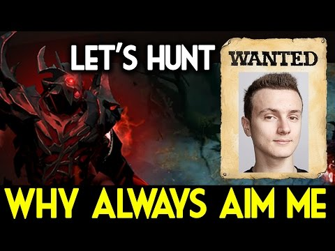 Miracle- DOTA2 Patch 7.02 [Shadow Fiend] Why Always Aim Me