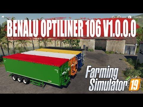 Benalu Optiliner 106 v1.0.0.0