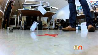 Always On - Samsung Galaxy S3 torture test - YouTube
