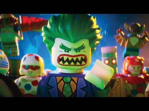 The LEGO Batman Movie – Trailer #4
