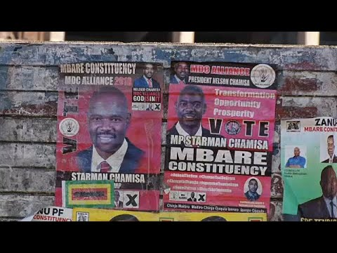 Ζιμπάμπουε: Πρώτες εκλογές στη μετά-Μουγκάμπε εποχή