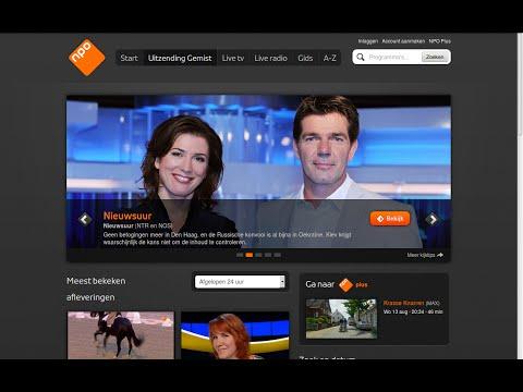 NPO - In deze tutorial wordt uitgelegd hoe je een 'Uitzending gemist' video kunt downloaden van de (vernieuwde) website van de NPO. Het werkt zowel voor Microsoft,...