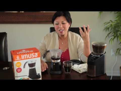 IMUSA Espresso Maker Review