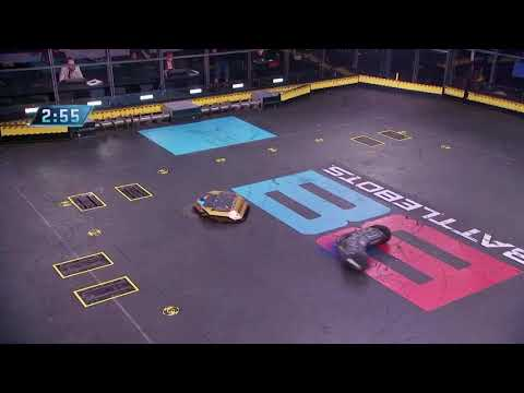 Battlebots Season 5 Episode 6: ROTATOR Vs VALKYRIE