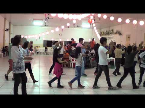 Matsuri Dance em Guaimbê 2015 - Matsumoto Bom Bom