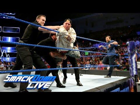James Ellsworth is banned from the arena: SmackDown LIVE, June 27, 2017_Sport videók