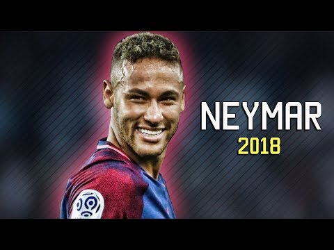 Neymar Jr - Cold Water - Skills & Goals 2017/18 PSG HD
