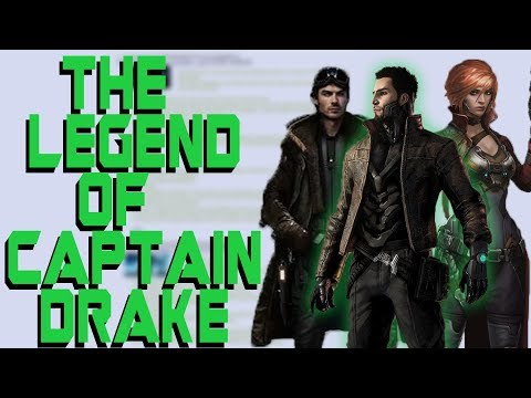 Greentext Stories- The Legend of Captain Drake (FT Ashley Tolfo, Creepswork & Herothehero)