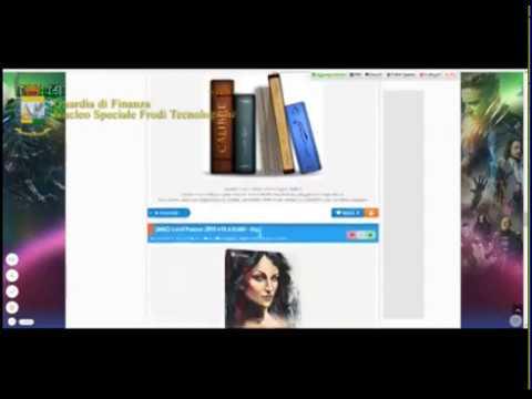Pirateria digitale: oscurati 20 siti. Una denuncia a Collecorvino VIDEO