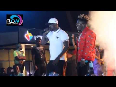 WASIU ALABI PASUMA SURPRISE REEKADO BANKS ON STAGE