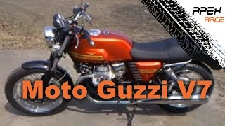 8. Moto Guzzi V7 Classic 2012
