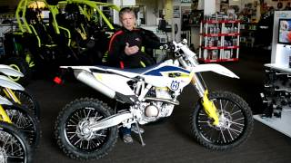 7. 2015 Husqvarna FE 350 S Review