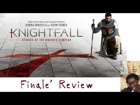 Knightfall Season 1 Episode 10  Finale Recap Review Reaction