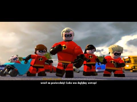 LEGO INIEMAMOCNI GRA PO POLSKU! (1) ZACZYNAMY!