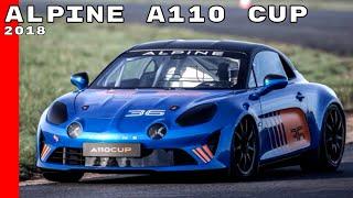 2018 Alpine A110 Cup