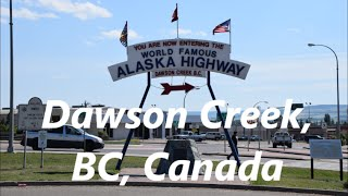 Dawson Creek (BC) Canada  city photo : Fort Nelson & Dawson Creek, BC, Canada