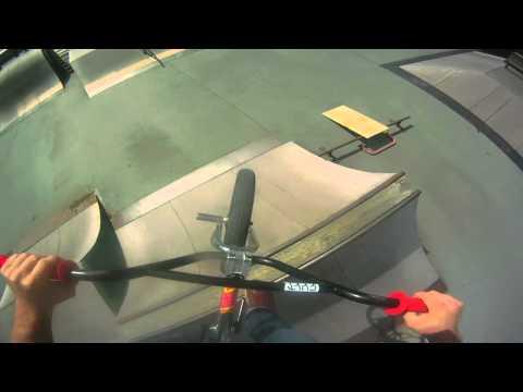 BMX Helmet Cam - Rocky's Skatepark