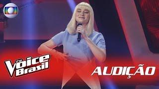 Gabriela Ferreira canta 'Chandelier' nas Audições – 'The Voice Brasil' | 5ª Temporada