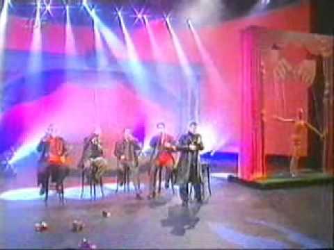Backstreet Boys - Get down & Quit playin' games (Live @ Wetten Dass...! in 1996)