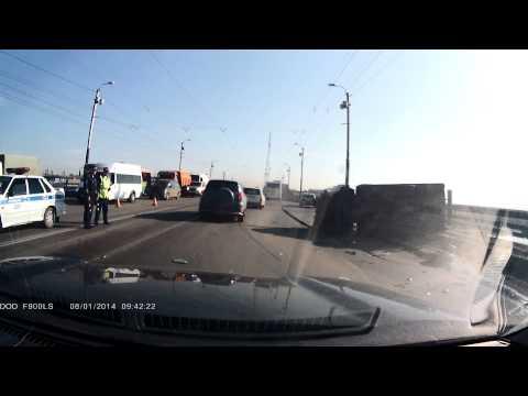Авария на мосту 60 лет ВЛКСМ