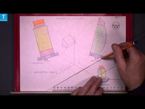 Axonometric Projection 9