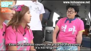 Video Orang Islam di Reality Show Korea - Invicible Youth episode 35 MP3, 3GP, MP4, WEBM, AVI, FLV Maret 2018