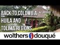 Back to Colombia Huila and Tolima Regions - Wolthers Douque