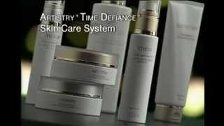 Melilea Organic Before and After: Time Defiance Skin Care System